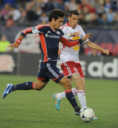 As the New England Revolution exercise 15 player options for 2013, Benny Feilhaber will not be one of them. Will the club re-sign him?Photo by Keith Nordstrom